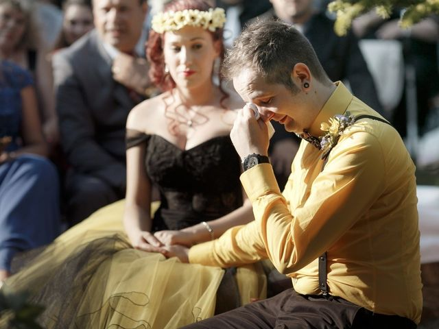 La boda de Carlos y Estefania en Sabadell, Barcelona 25
