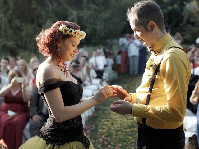 La boda de Carlos y Estefania en Sabadell, Barcelona 27