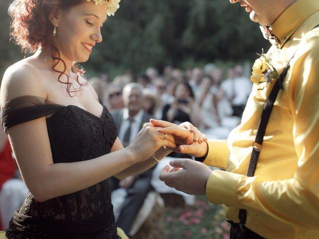 La boda de Carlos y Estefania en Sabadell, Barcelona 28