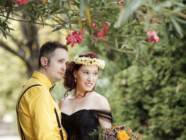 La boda de Carlos y Estefania en Sabadell, Barcelona 39