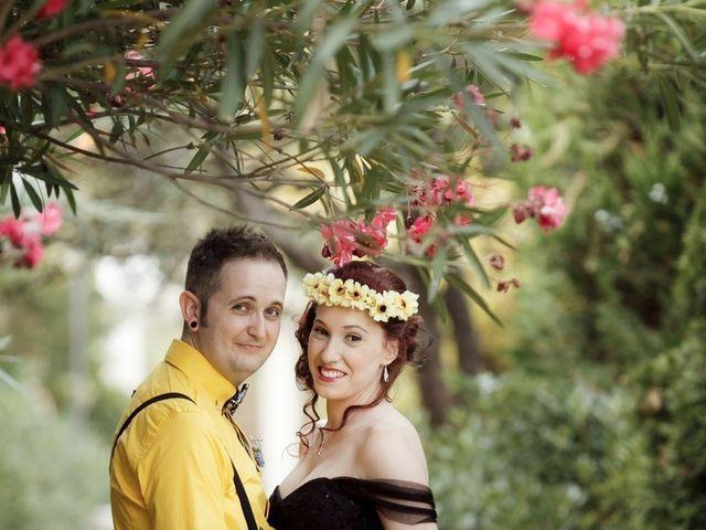 La boda de Carlos y Estefania en Sabadell, Barcelona 40