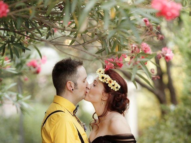 La boda de Carlos y Estefania en Sabadell, Barcelona 41