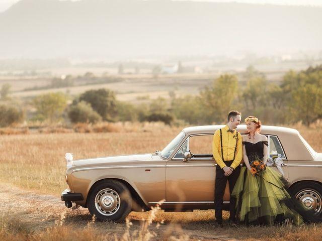La boda de Carlos y Estefania en Sabadell, Barcelona 51