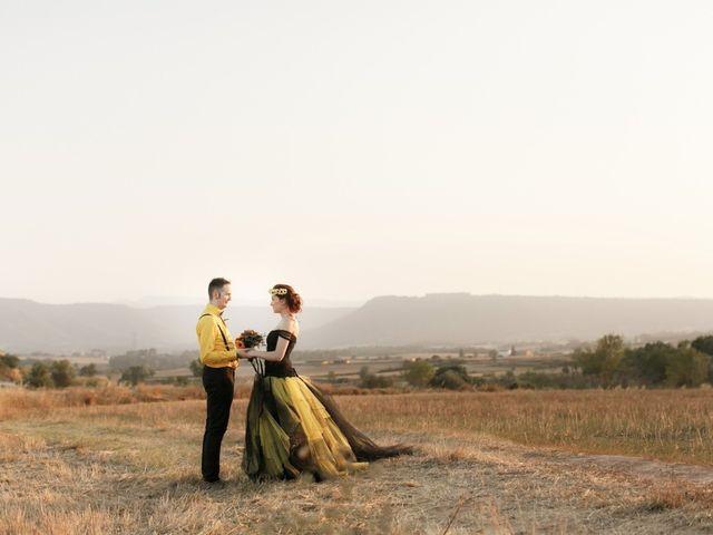 La boda de Carlos y Estefania en Sabadell, Barcelona 2