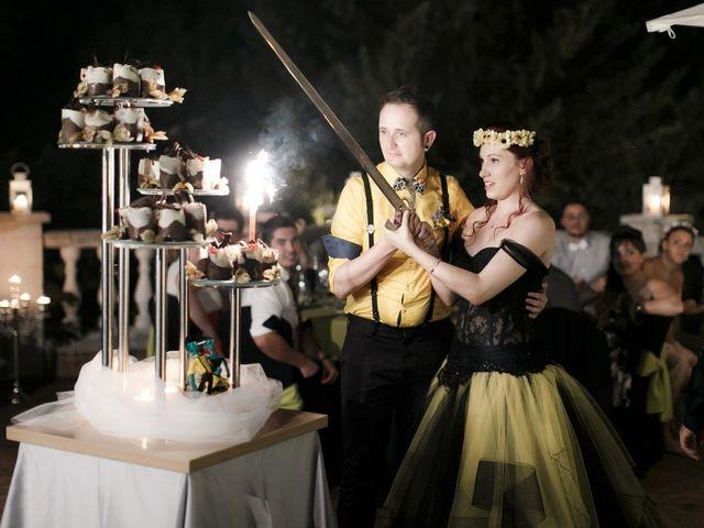 La boda de Carlos y Estefania en Sabadell, Barcelona 75