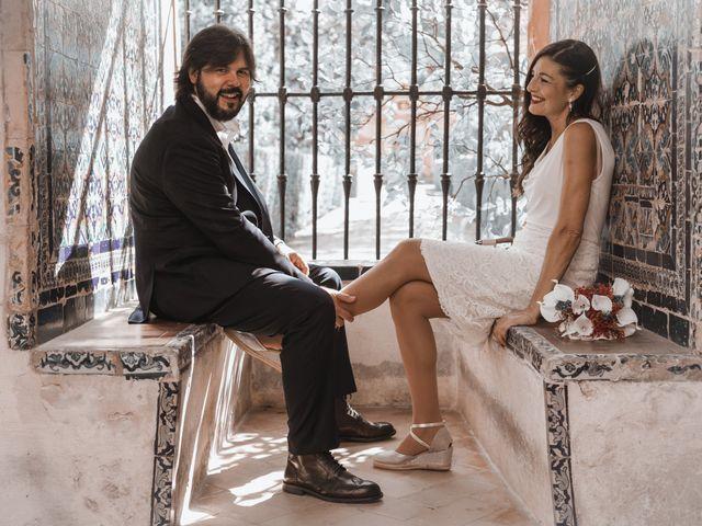 La boda de Manuel y Mar en Sevilla, Sevilla 2