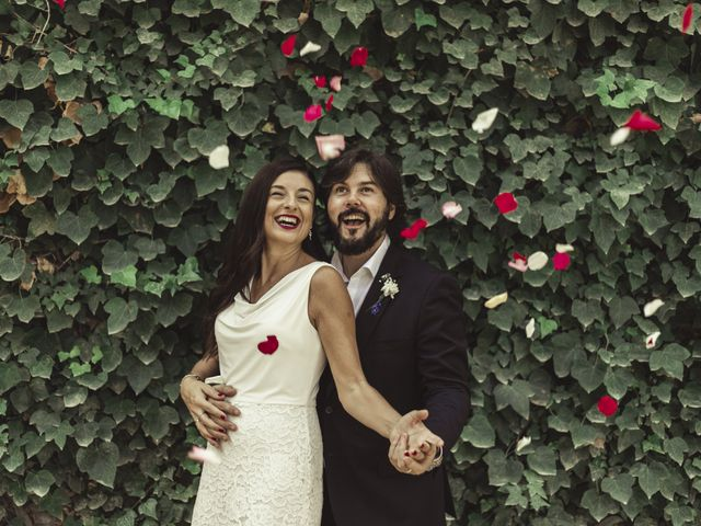 La boda de Mar y Manuel