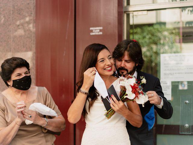 La boda de Manuel y Mar en Sevilla, Sevilla 7
