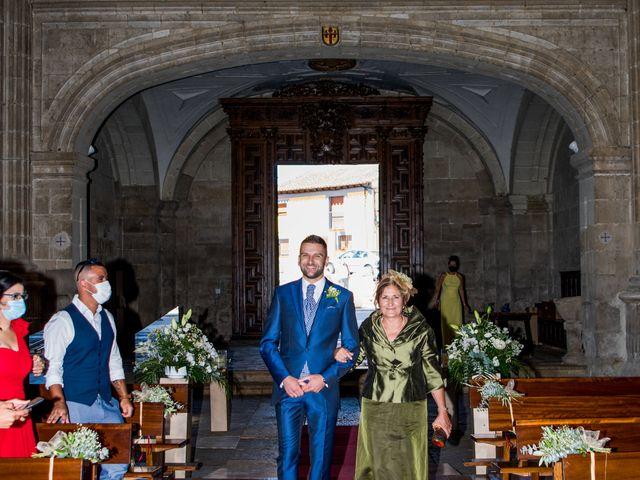 La boda de Francisco y Sofía en Medina De Rioseco, Valladolid 8