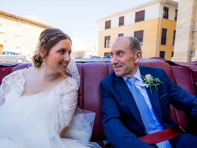 La boda de Francisco y Sofía en Medina De Rioseco, Valladolid 9