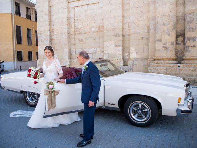 La boda de Francisco y Sofía en Medina De Rioseco, Valladolid 10