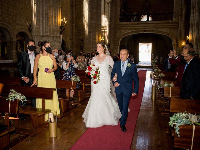 La boda de Francisco y Sofía en Medina De Rioseco, Valladolid 11