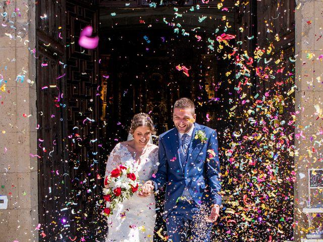 La boda de Francisco y Sofía en Medina De Rioseco, Valladolid 21