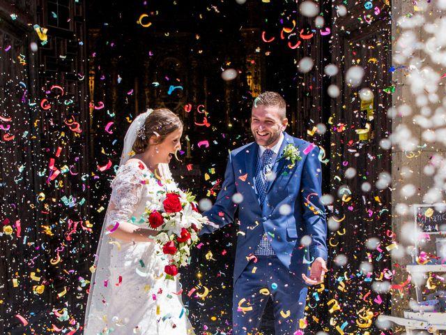 La boda de Francisco y Sofía en Medina De Rioseco, Valladolid 22