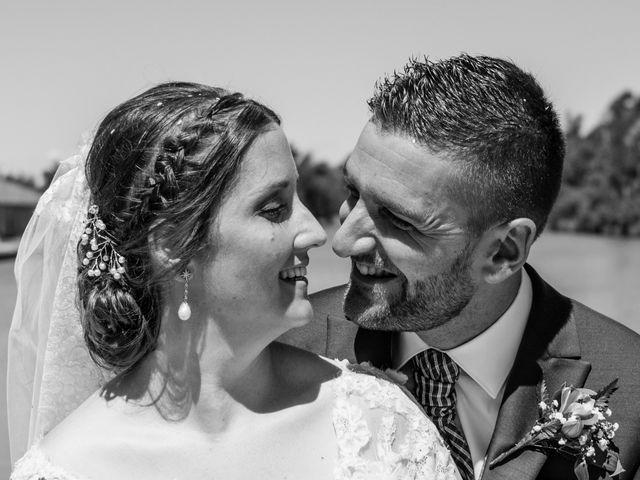 La boda de Francisco y Sofía en Medina De Rioseco, Valladolid 26