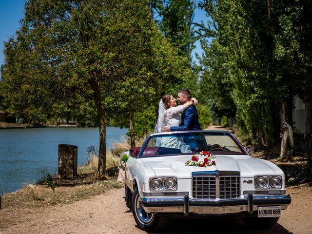 La boda de Francisco y Sofía en Medina De Rioseco, Valladolid 29