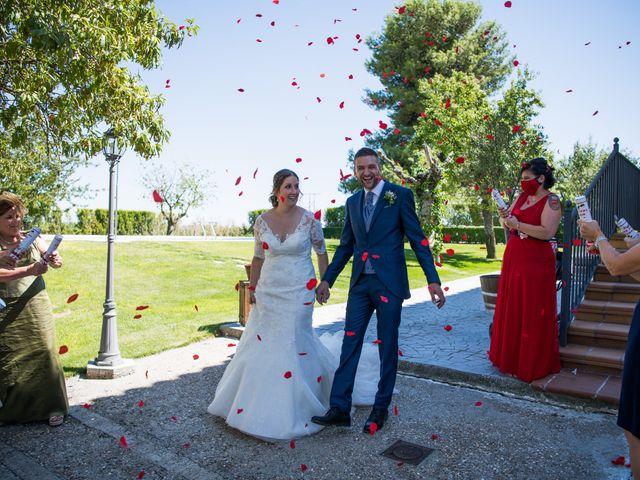 La boda de Francisco y Sofía en Medina De Rioseco, Valladolid 37
