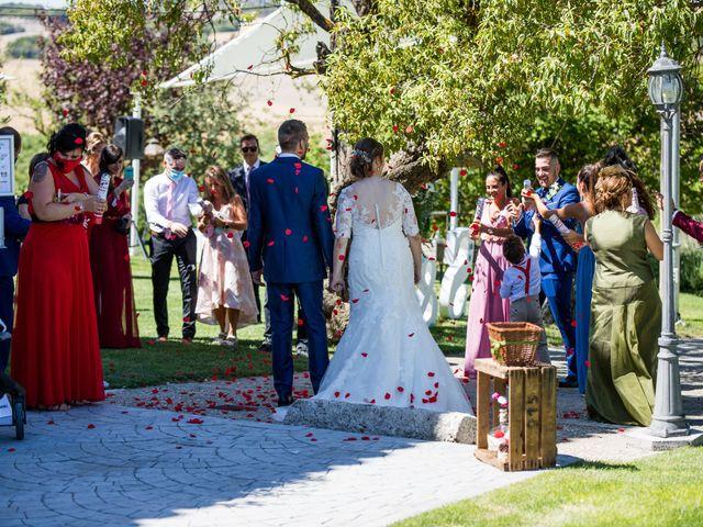 La boda de Francisco y Sofía en Medina De Rioseco, Valladolid 38