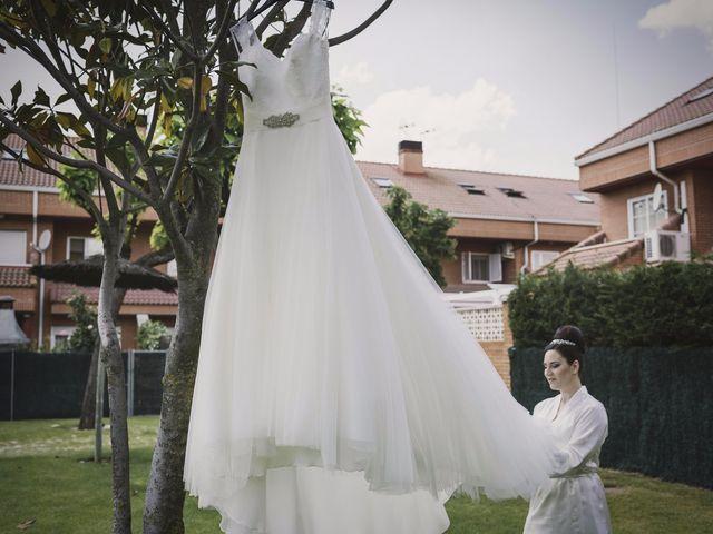 La boda de Jorge y Lorena en Seseña Viejo, Toledo 5