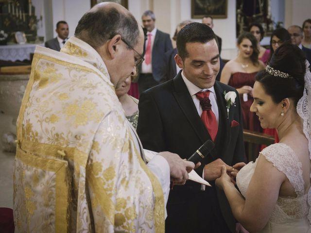 La boda de Jorge y Lorena en Seseña Viejo, Toledo 14