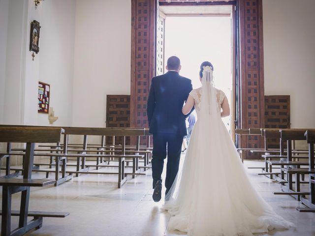 La boda de Jorge y Lorena en Seseña Viejo, Toledo 15