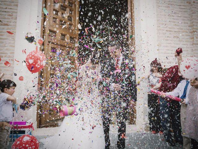 La boda de Jorge y Lorena en Seseña Viejo, Toledo 16
