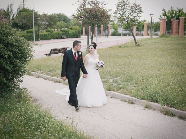 La boda de Jorge y Lorena en Seseña Viejo, Toledo 20