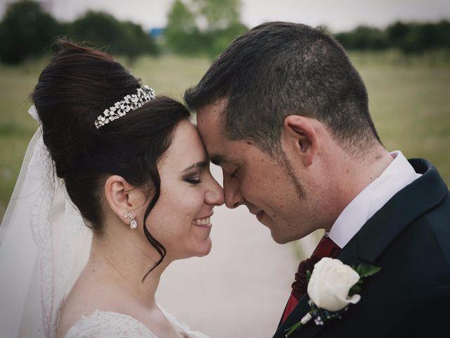 La boda de Jorge y Lorena en Seseña Viejo, Toledo 22