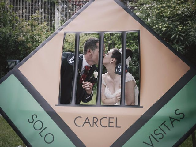 La boda de Jorge y Lorena en Seseña Viejo, Toledo 30