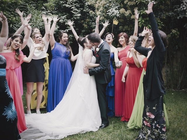 La boda de Jorge y Lorena en Seseña Viejo, Toledo 32