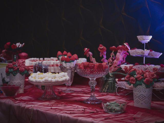 La boda de Jorge y Lorena en Seseña Viejo, Toledo 42