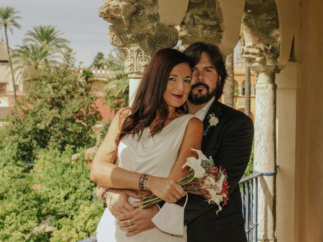 La boda de Manuel y Mar en Sevilla, Sevilla 16