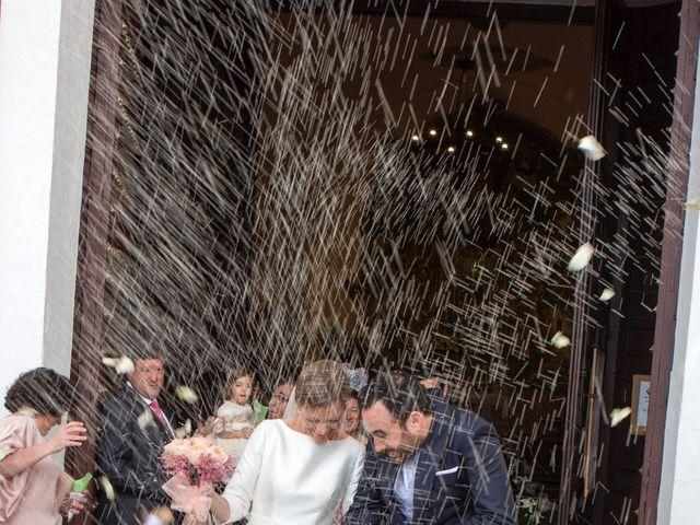La boda de Mateo y Carmen en La Carlota, Córdoba 38