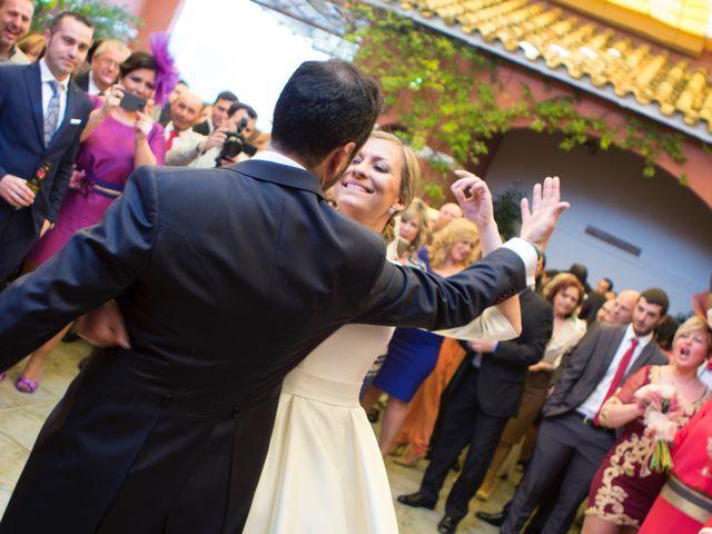 La boda de Mateo y Carmen en La Carlota, Córdoba 43
