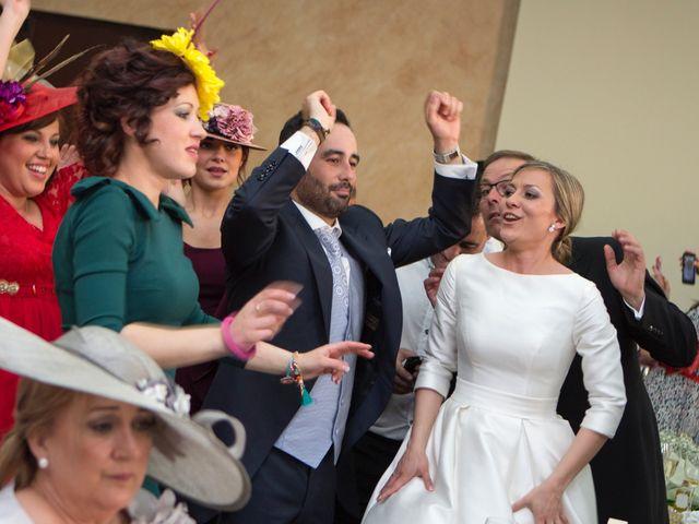 La boda de Mateo y Carmen en La Carlota, Córdoba 44