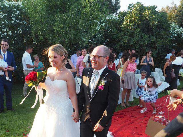 La boda de David  y Veronica en Forallac, Girona 2