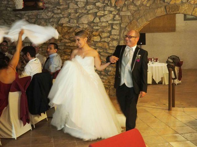 La boda de David  y Veronica en Forallac, Girona 3