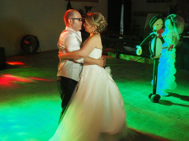 La boda de David  y Veronica en Forallac, Girona 4