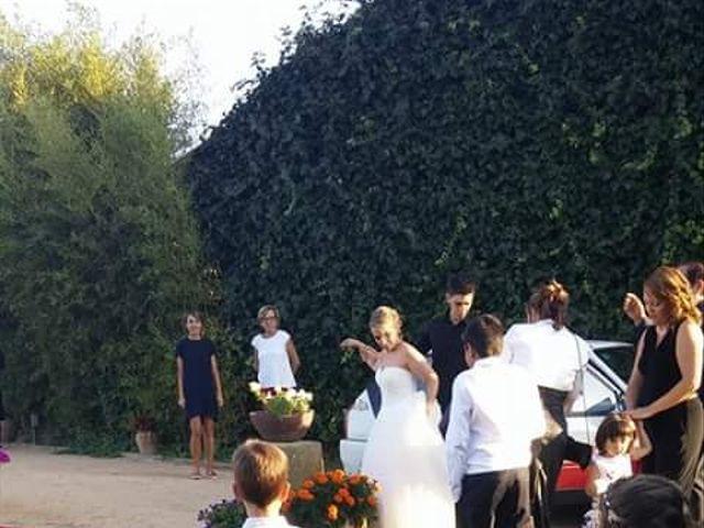 La boda de David  y Veronica en Forallac, Girona 9