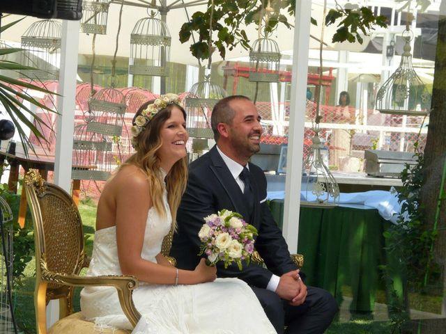 La boda de Irene y Victor