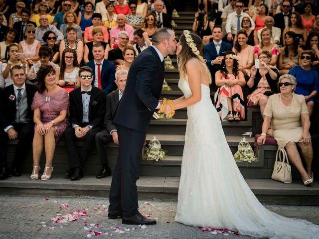 La boda de Victor y Irene en Castejon, Navarra 5