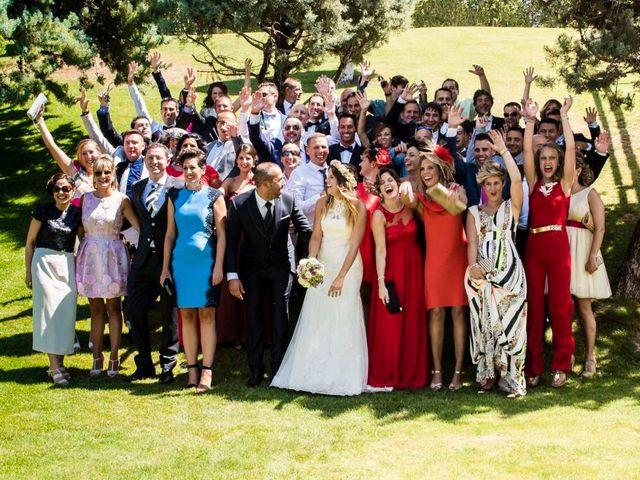 La boda de Victor y Irene en Castejon, Navarra 7