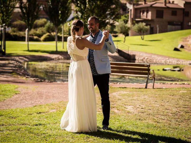 La boda de Victor y Irene en Castejon, Navarra 8
