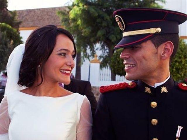 La boda de Jesús y Ana María en Villamartin, Cádiz 3