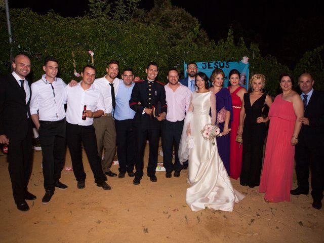 La boda de Jesús y Ana María en Villamartin, Cádiz 5