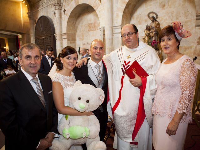 La boda de Victor y Marta en Salamanca, Salamanca 3