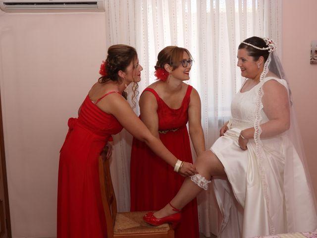 La boda de Javier y Lorena en Vila-real/villarreal, Castellón 33
