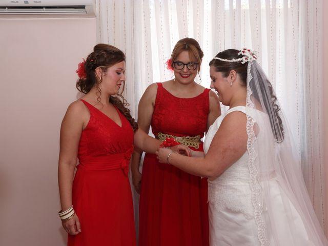 La boda de Javier y Lorena en Vila-real/villarreal, Castellón 35
