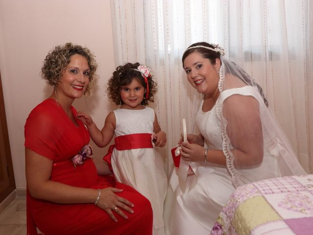 La boda de Javier y Lorena en Vila-real/villarreal, Castellón 36