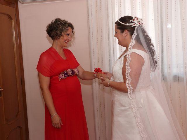 La boda de Javier y Lorena en Vila-real/villarreal, Castellón 37